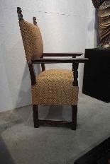 Sec Paire de fauteuils. XVI-3