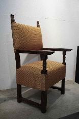 Sec Paire de fauteuils. XVI-2
