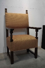Sec Paire de fauteuils. XVI-1