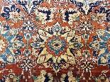 Tabriz soie -djaffer (perse) Vers 1870 Iran exceptionnel-6