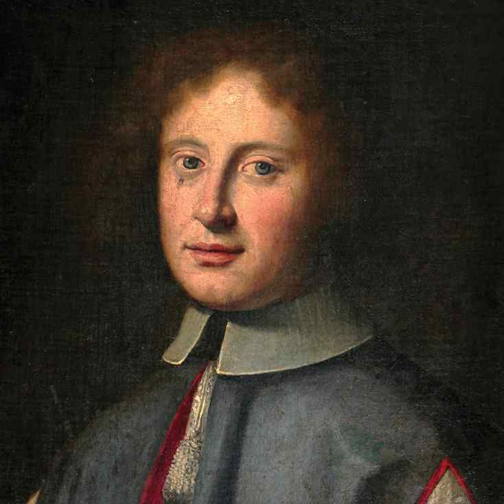 Stunning 19th Portrait of nobleman, Dutch school