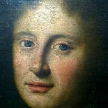 Stunning 19th Portrait of nobleman, Dutch school-2