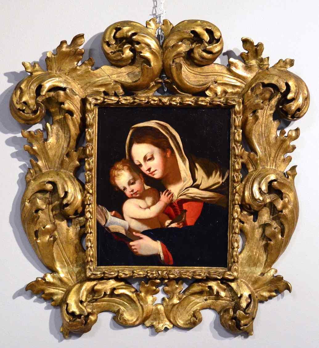 Бартоломео Шедони (1578 - 1615) - Мадонна с ребенком
