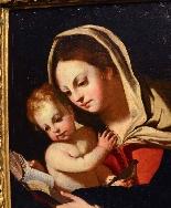 Bartolomeo Schedoni (1578 - 1615) - Vierge à l'enfant-1