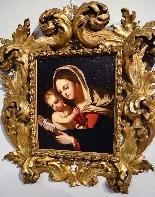 Бартоломео Шедони (1578 - 1615) - Мадонна с ребенком-3