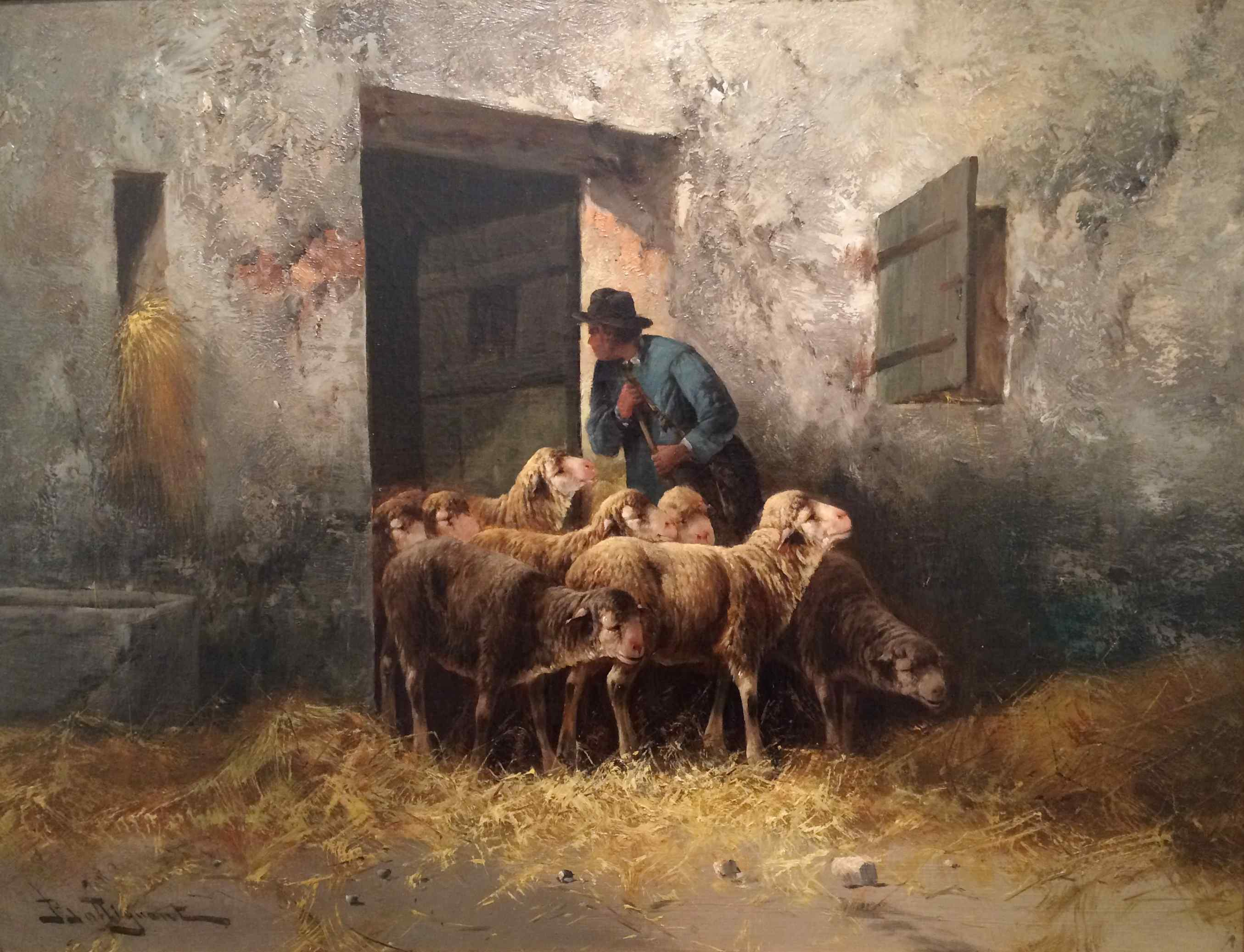 Raoul Marie Baligant (1861-1924) francese
