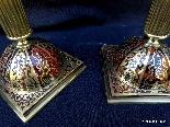 маркетри стол набор Буль Наполеон III-9