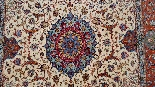 Carpets Tabriz Wool And Silk Signed - About 1970 Shah Period-8
