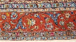 Carpets Tabriz Wool And Silk Signed - About 1970 Shah Period-6