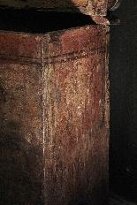 лакированная скамья Sec. XVII-2