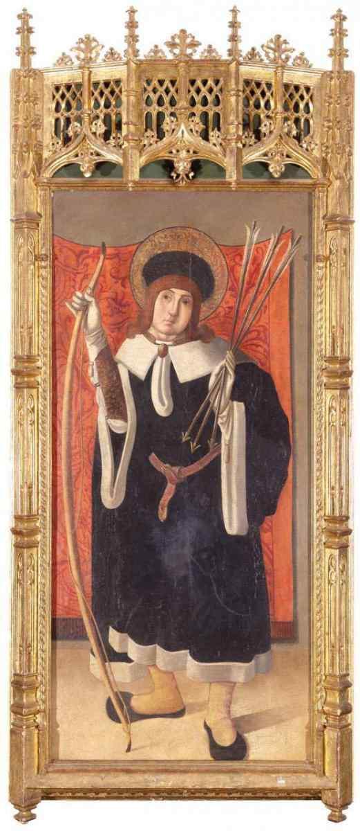 Importante école espagnole du 15ème siècle