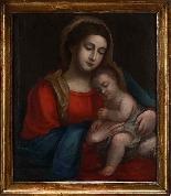 Scuola italiana del XVII secolo-1