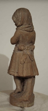 Fille avec coq - Andreini Ferdinando-3