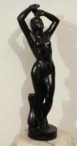 Femme nue Giuseppe Maretto-1