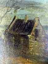 Paysage Hollandais au clair de Lune Aert I VAN DER NEER (160-4