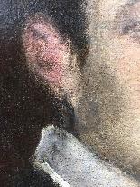 Domenico Tintoretto (1560/1635) Attribution Portrait-3