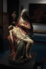 Pietà in terracotta Sec. XVI-1