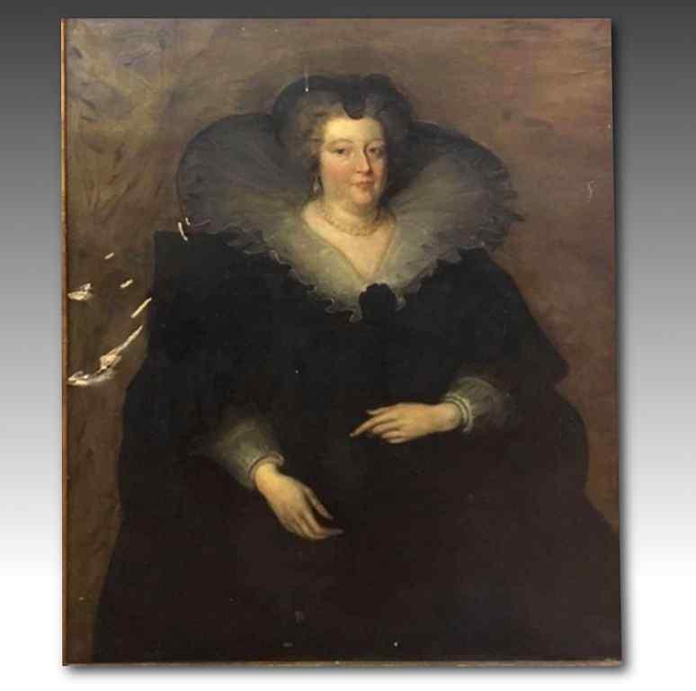 Seguace P.Paul Rubens