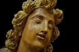 Coppia di grandi angeli del XVII secolo-2