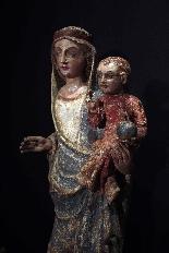 Vierge à l'Enfant Sec. XV-2