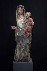 Vierge à l'Enfant Sec. XV-1