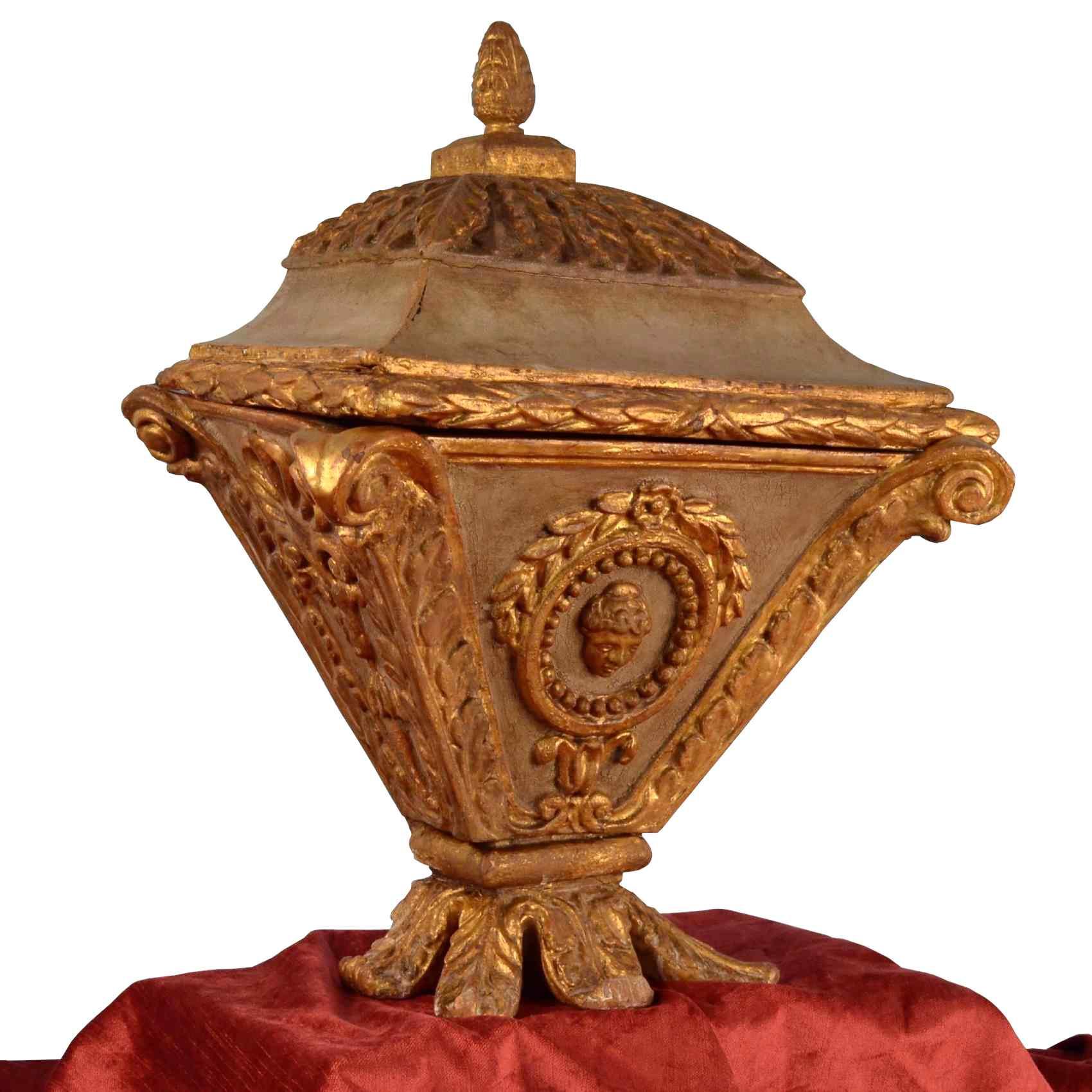 Reliquiario del XVI secolo
