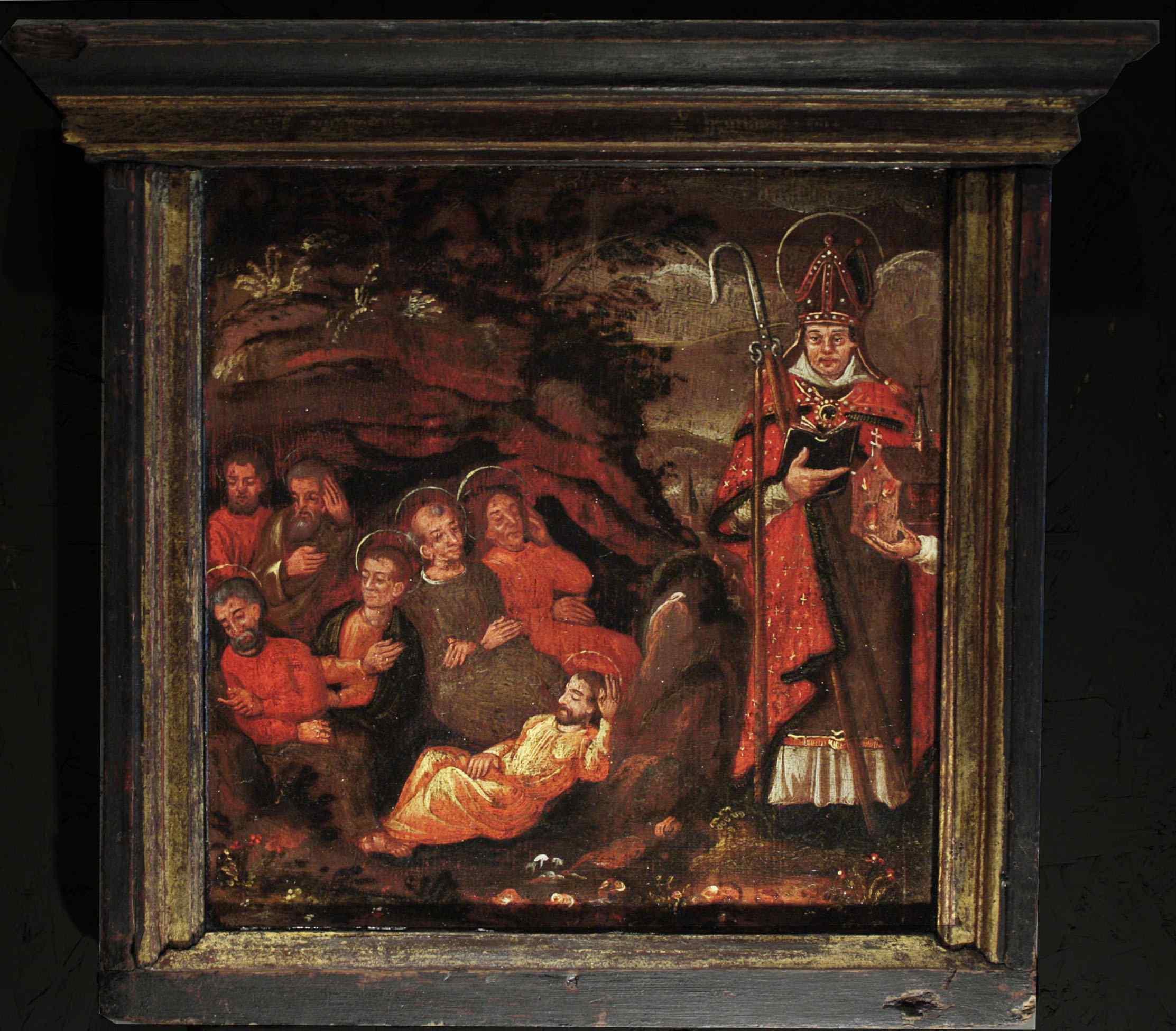 Santi dormienti di Efeso Sec. XVI