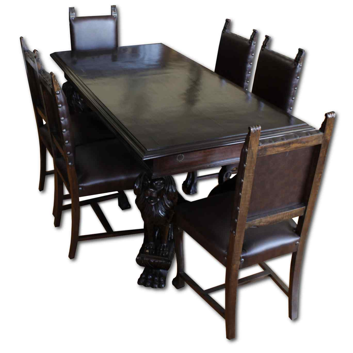 tavolo da sala pi sedie italia xix secolo anticswiss