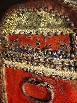 Cassa spagnola del XIX secolo-7