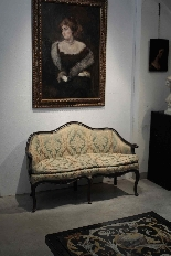 Two-seater sofa, Louis XV-2
