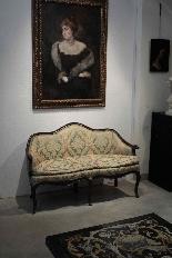 canapé deux places, Louis XV-3