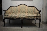 Two-seater sofa, Louis XV-1