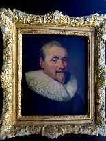 Portrait d'Un Gentilhomme Sous Louis XIII Ecole Française-3