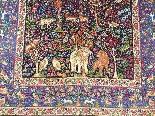 Kirman ковер Шерсть Kork - Иран К 1920 - 20-го века-3