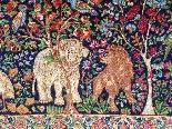 Kirman ковер Шерсть Kork - Иран К 1920 - 20-го века-4