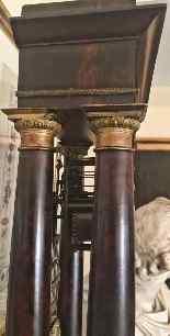 Часы Маятник империи Франция 800 Sec. XIX-2