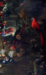 Abraham Brueghel (Anvers, 1631 - Naples, 1697), Nature morte-2