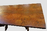 Grande e raro tavolo da parata XVII secolo - Italia-5