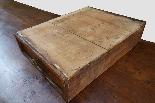 Grande e raro tavolo da parata XVII secolo - Italia-3