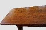 Grande e raro tavolo da parata XVII secolo - Italia-9