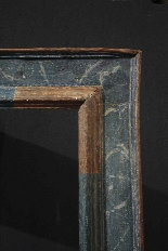 Marble lacquered frame, sec. XVII-1
