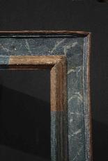 искусственный мрамор лакированного кадр, сек. XVII-1