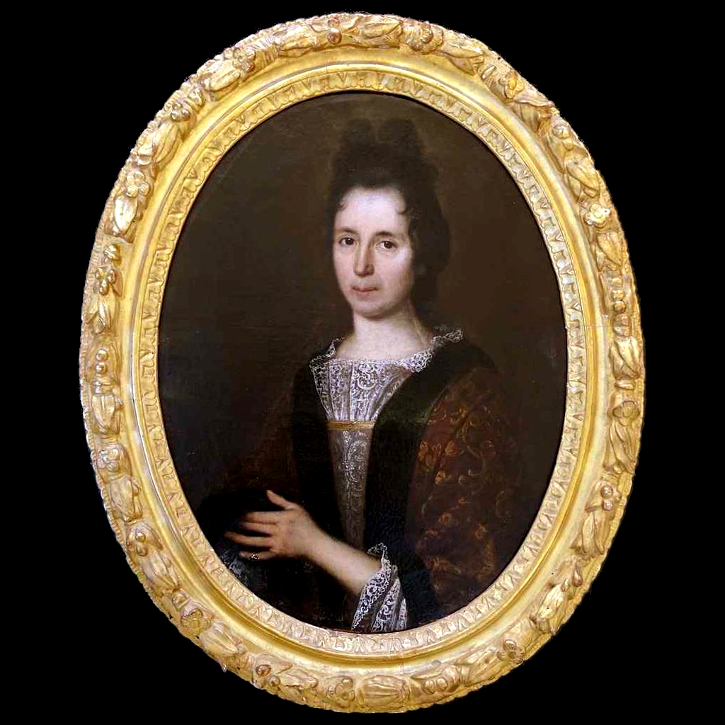 Ritratto di Claire di Matanic baronessa Rousson