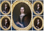 Семнадцатый Портрет Claire из Matanic баронессы Rousson-2
