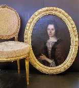 Ritratto di Claire di Matanic baronessa Rousson-1