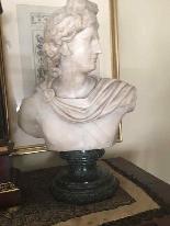 Pietro Bazzanti, Marble Bust-6