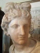 Pietro Bazzanti, Marble Bust-2