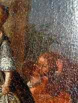 Pietro Longhi, La danza, Venezia C1730, una coppia-0
