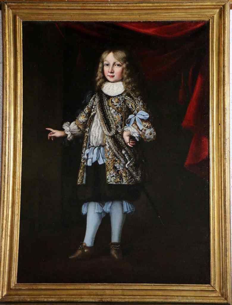 Portrait attribué à Justus Sustermans (1597-1681)