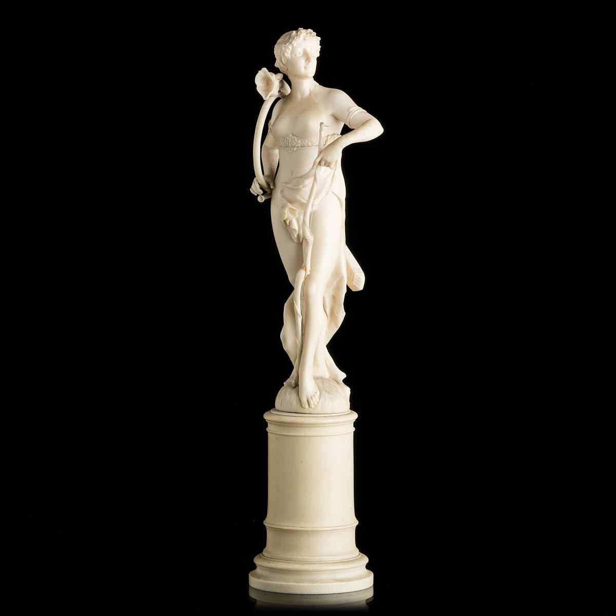 Ivory Sculpture Dieppe France